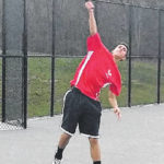 Hillsboro tennis picks up 4-1 team win over London on Wednesday at home