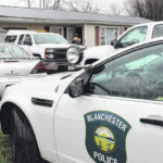 Blan police: 5 kids, 6 adults, 20 dogs living in filth, neglect; 5 adults face multiple charges