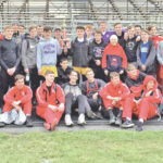 Hillsboro, McClain tie for first at Kiwanis Relays