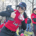 Fairfield Lady Lions blank the Whiteoak Lady Wildcats 13-0, Kaiti White throws sixth shutout of the season as Lady Lions offense erupts for 20 hits