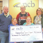 NCB helps Highland Co. Special Olympics
