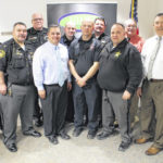 Honoring Highland County's first responders