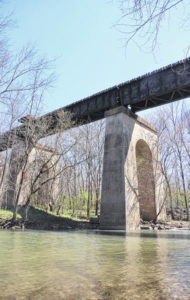 Fall from Greenfield trestle still under investigation