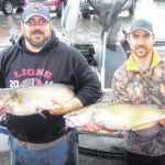 Cabela's King Kat Tournament results from May 5 at Rocky Fork Lake