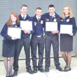 Fairfield FFA attends state convention