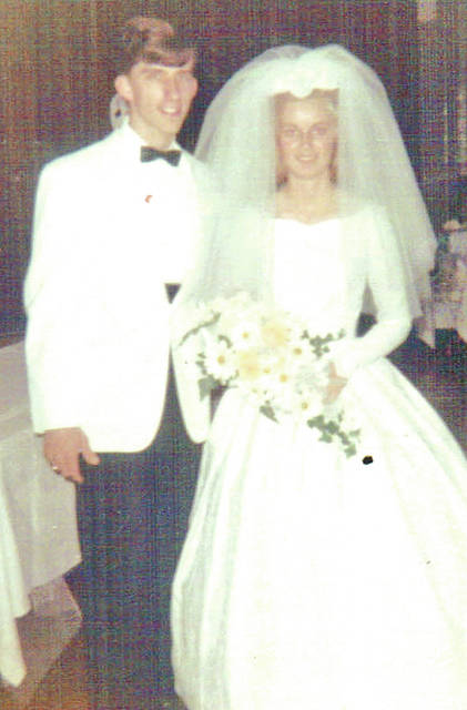 Mike and Wava Labig will celebrate their 50th wedding anniversary on May 18, 2018. They were married May 18, 1968 at the Northside Christian Church in Xenia. They have two children, Michael and Shannon (Willis) Labig of Hillsboro and Ingrid (Labig) and Jeff Griffith of McComb, Ohio; five granddaughters; three grandsons; one great-grandson; and a great-granddaughter.
