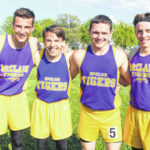 Frontier Athletic Conference track and field championships: Day 1