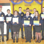 Mowrystown FFA holds annual banquet