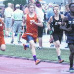Fairfield's boy's 4×800-meter relay team 13th at State Meet