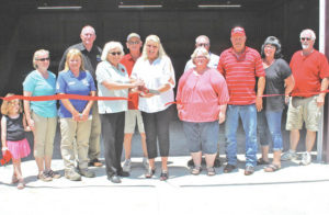 Dovetail dedicates new storage facility