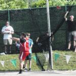 Hillsboro's Draven Stodgel 13th in shot put and discus throw at State Meet