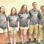 L-C team 4th in State Envirothon