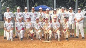 Hillsboro American Legion Post 129 wins wood bat tournament at Shaffer Park June 15-17
