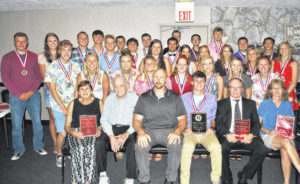 Four inducted into The Times-Gazette Highland County Athletic Hall of Fame
