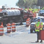 More restrictions planned for Harry Sauner Road project