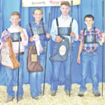 Leesburg girls take honors at Eastern Angus show