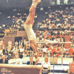 Willson taught gymnasts to believe