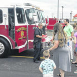 Safety Day held Sunday at Kroger