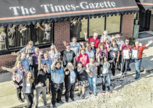 The Times-Gazette: 200 years and counting