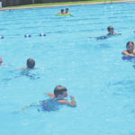 Beat the heat at Swim Club