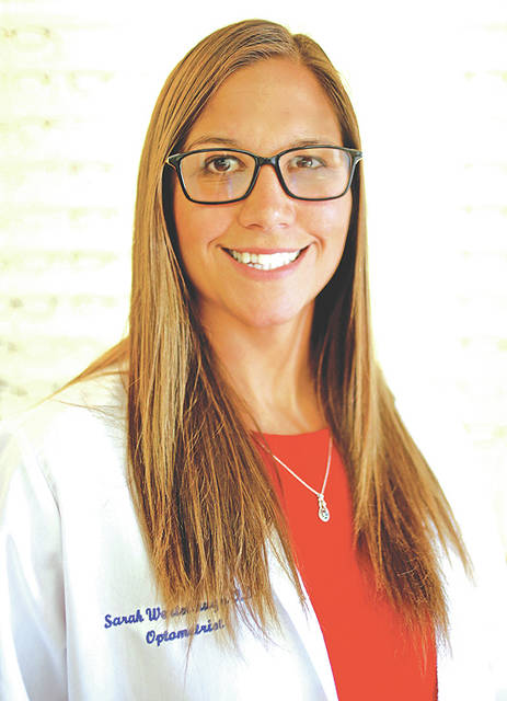 Sarah Wertsbaugh is the owner of Highland Family Eye Care, 311 Jefferson St., Greenfield, where an open house will be held from 10 a.m. to 1 p.m. Saturday, July 28.
