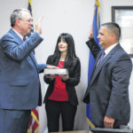 Abernathy sworn in as Highland County Commissioner