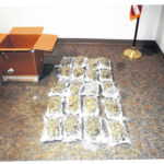 20 pounds of marijuana seized in Highland County mail bust