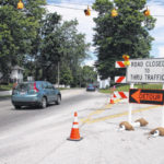Marshall Pike work to continue through summer on east end of Hillsboro