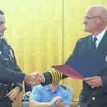 HPD officer commended for helping driver