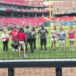 Gibson honored at GABP