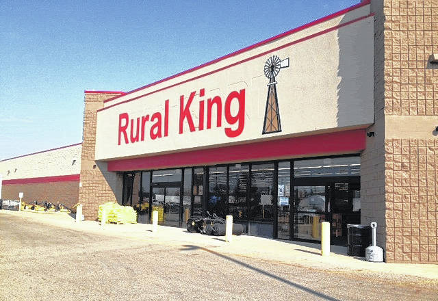 Shown is a Rural King store located in Xenia, Ohio. Rural King has purchased the old Kmart building on North High Street in Hillsboro.