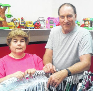 Kids clothes store opens next month