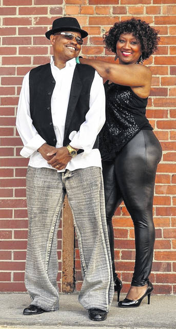 Lamar and Yolanda Drake of Live Your Dream will be at the Paxton Theatre in Bainbridge on Saturday.