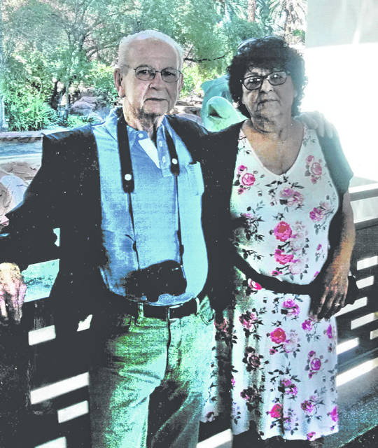 Reece and Mary Rogers will celebrate their 50th wedding anniversary on Sept. 5, 2018. They are married Sept. 5, 1968 in El Paso, Texas, moved to Middletown, Ohio in 1971, and both worked in factories until their retirement in 2004 when they moved to the SR 753 area near Hillsboro. After 15 years they sold the farm and moved to New Market. They said they went from 50 acres to one acre and it was a big change, but they are very happy.
