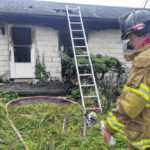 Fire destroys Concord Road home in Highland County